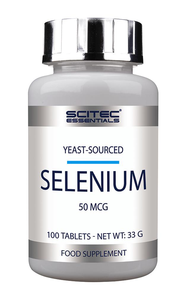 Scitec Nutrition Selen 100 tab.