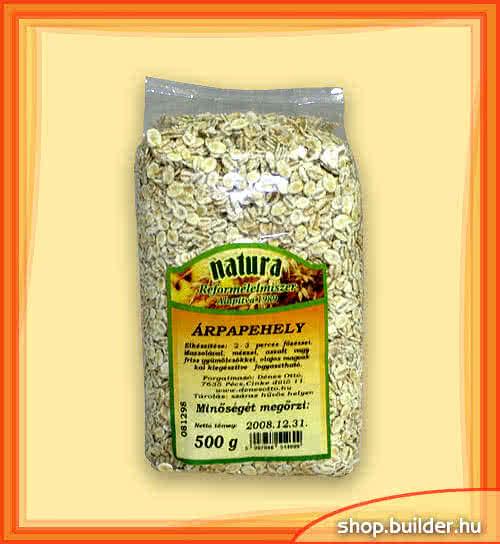 Natura Barley flakes 0,5 kg