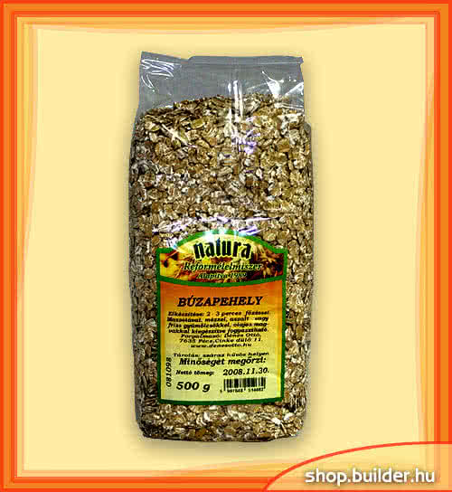Natura Wheat-flakes 0,5 kg