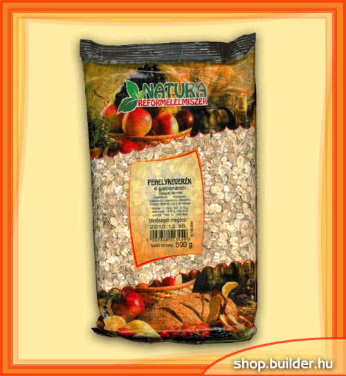 Natura Mixture of 4 kind of flakes 0,5 kg
