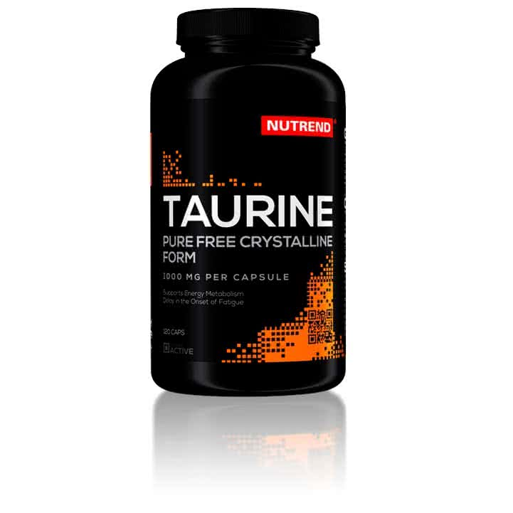 Nutrend Taurine 120 kap.
