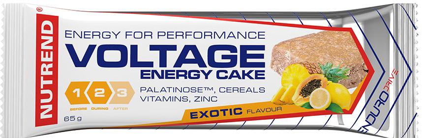Nutrend Voltage Energy Cake 65 gr.