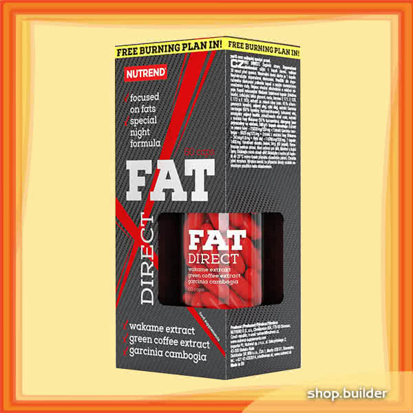 Nutrend Fat Direct 60 kap.