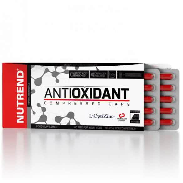 Nutrend Antioxidant Strong 60 kap.