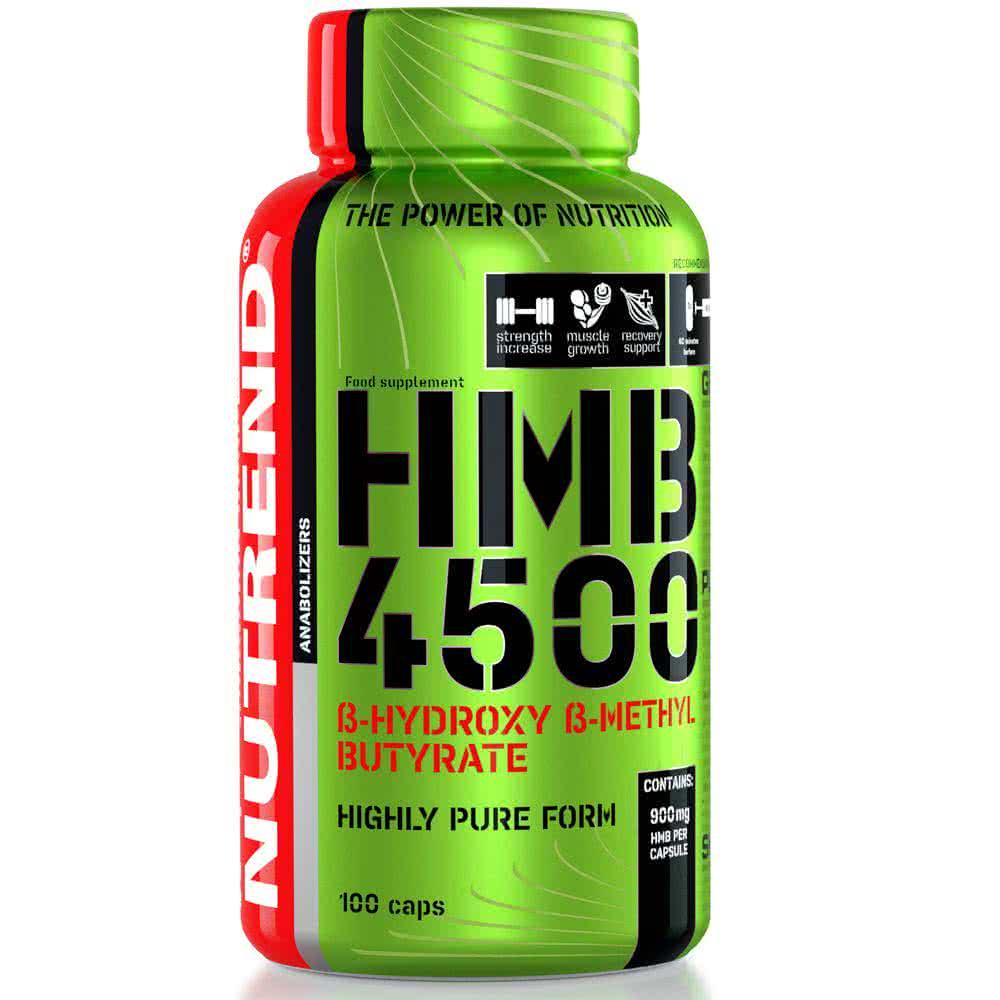 Nutrend HMB 4500 100 kap.