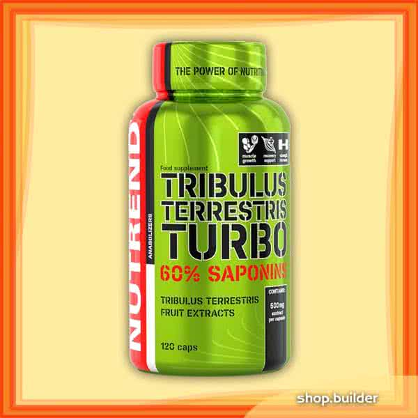 Nutrend Tribulus Terrestris Turbo 120 kap.