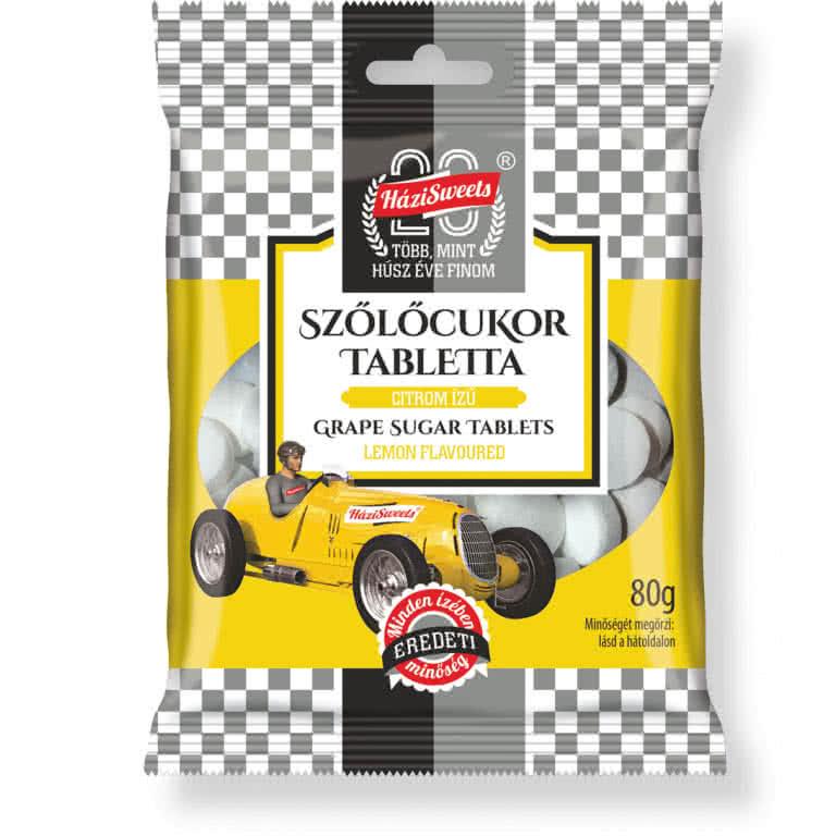 Ostali preparati Dextrose Chewable Tabs 80 gr.