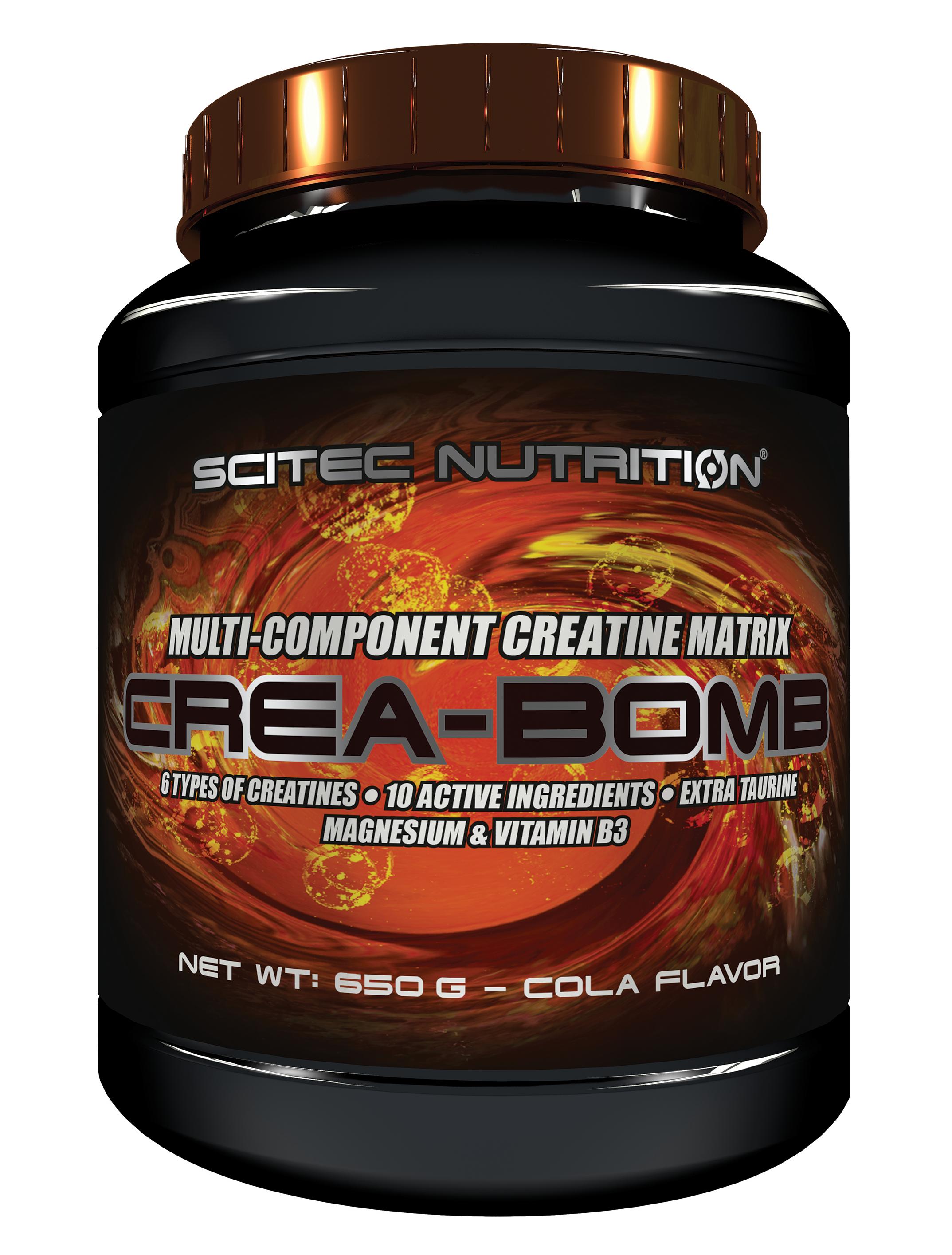 Scitec Nutrition Crea-Bomb #