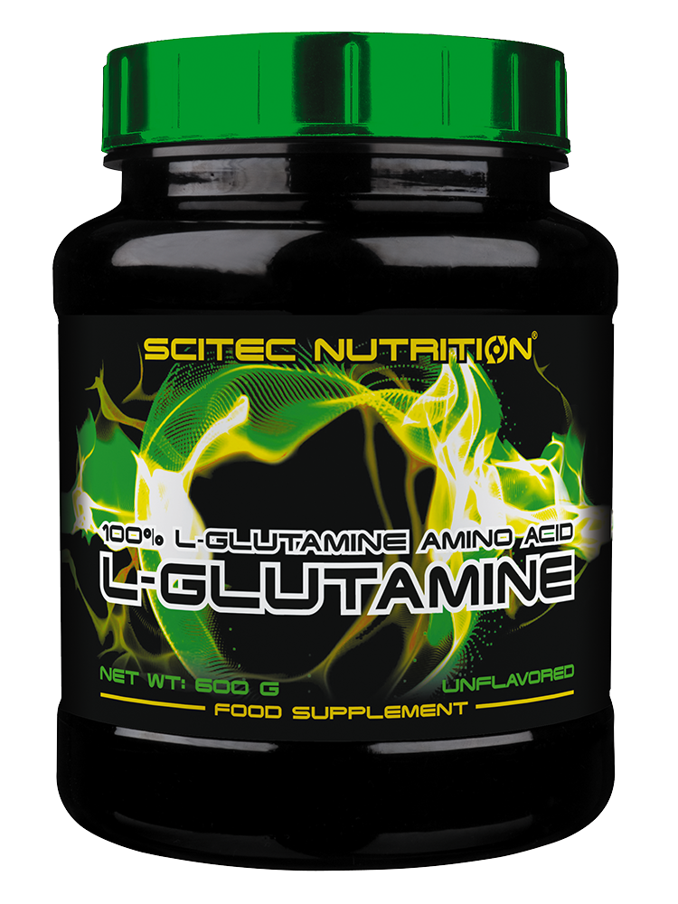 Scitec Nutrition L-Glutamine 600 gr.