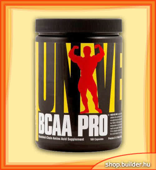 Universal Nutrition BCAA Pro 100 kap.
