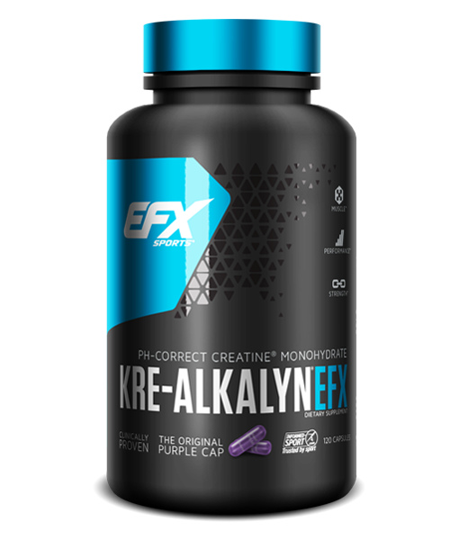 EFX Kre Alkalyn® Caps 120 kap.