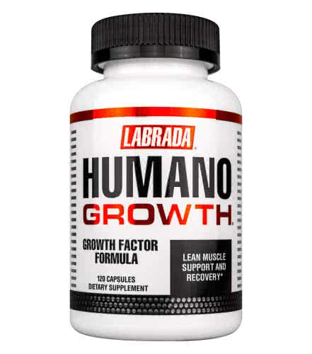 Labrada Nutrition Humano Growth 120 kap.