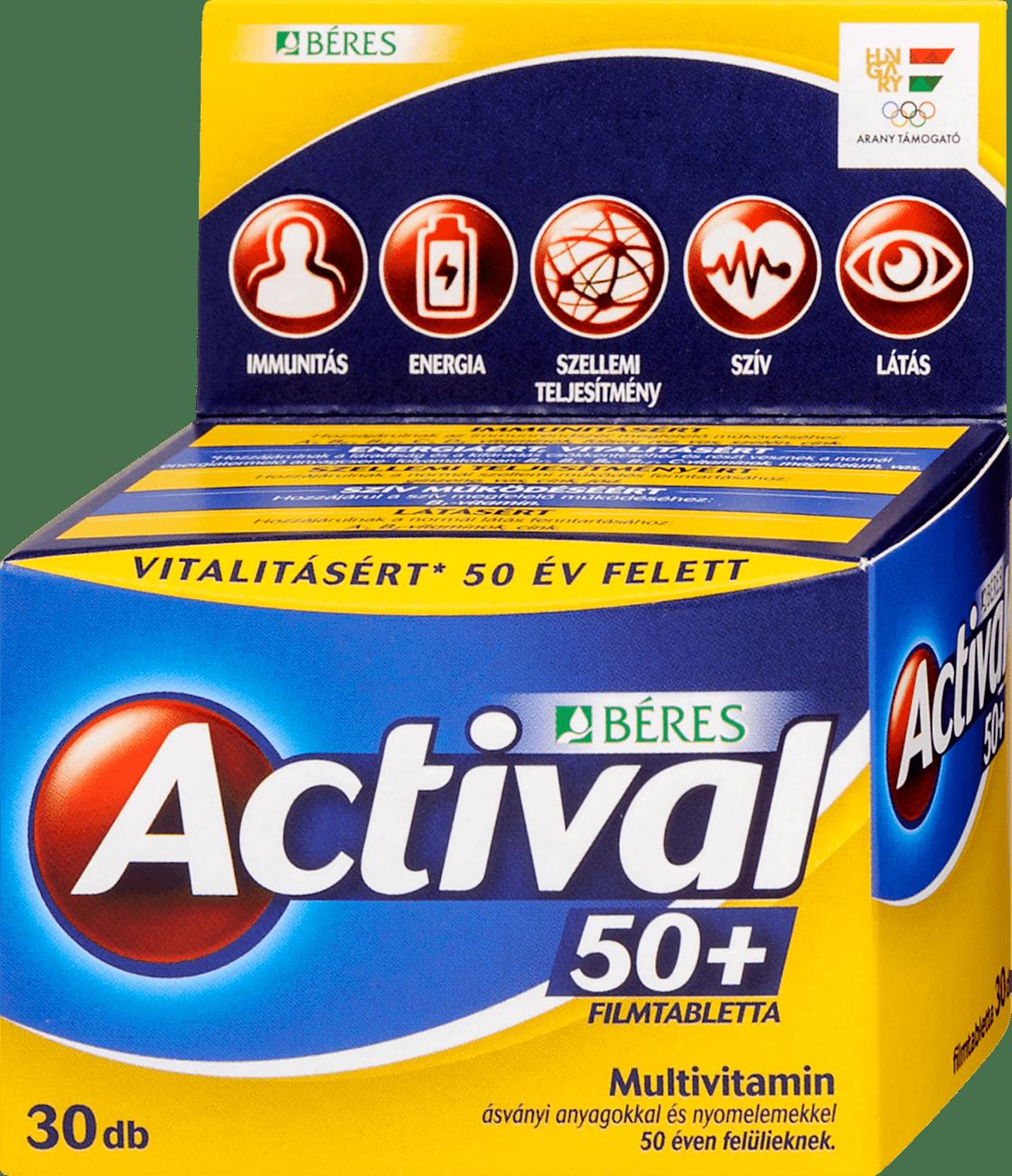 Beres Actival 50+ 90 tab.