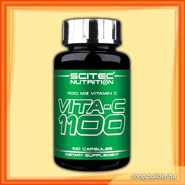 Scitec Nutrition Vita-C 1100 100 kap.
