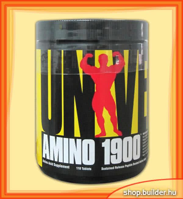 Universal Nutrition Amino 1900 110 tab.