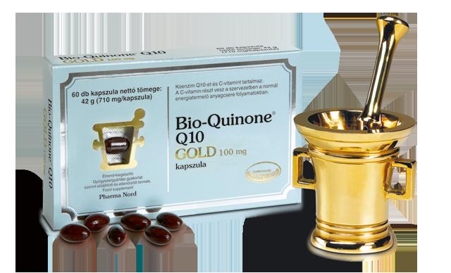 Pharma Nord Bio-Quinone Q10 GOLD 60 kap.