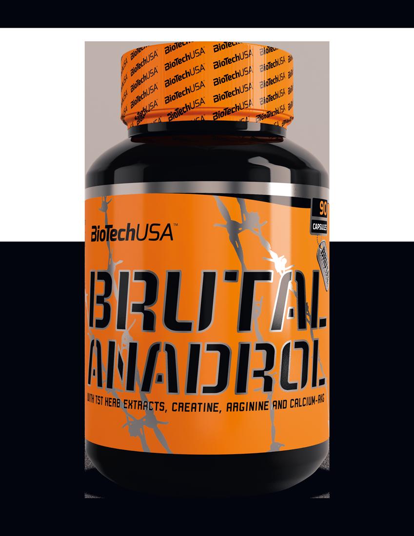 what is brutal anadrol
