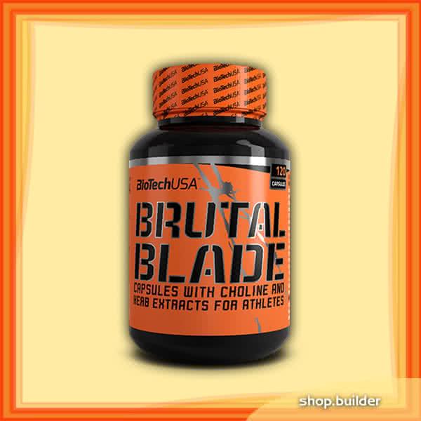 Brutal Nutrition Blade 120 kap.