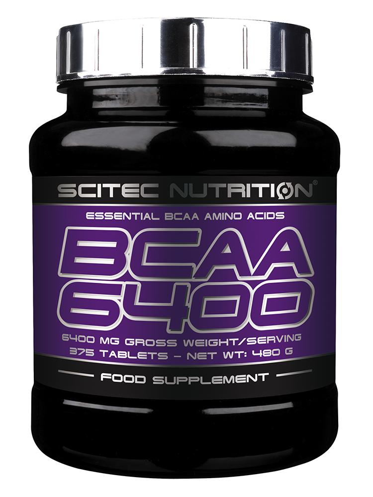Scitec Nutrition BCAA 6400 375 tab.