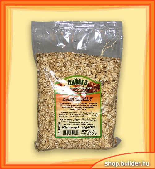Natura Oatmeal 0,5 kg