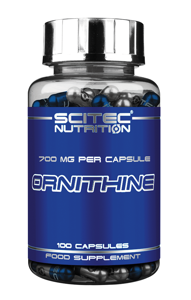 Scitec Nutrition Ornithine 100 kap.