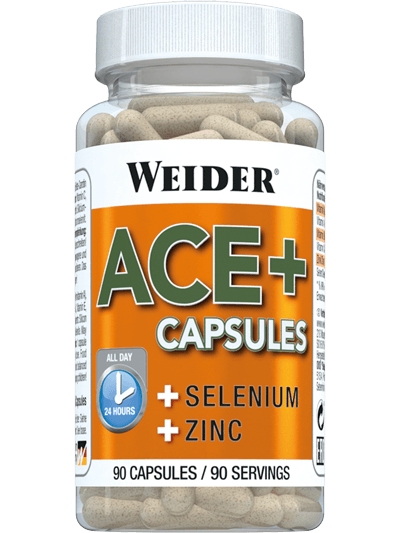 Weider Nutrition ACE+ Capsules 90 kap.