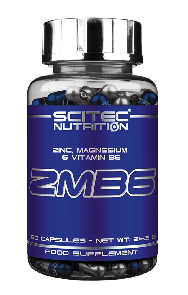 Scitec Nutrition ZMB6 60 kap.