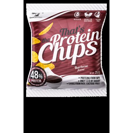 Ostali preparati Thats the Protein Chips 25 gr.