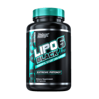 NutreX Research Lipo-6 Hers Black Extreme (120 kap.)