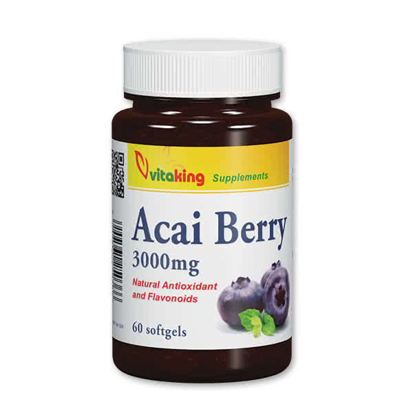 VitaKing Acai Berry 60 g.k.