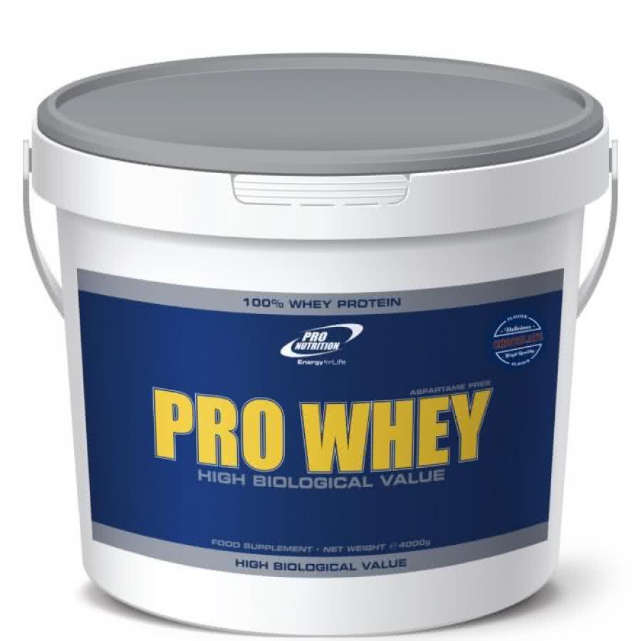 Pro Nutrition Pro Whey 4 kg
