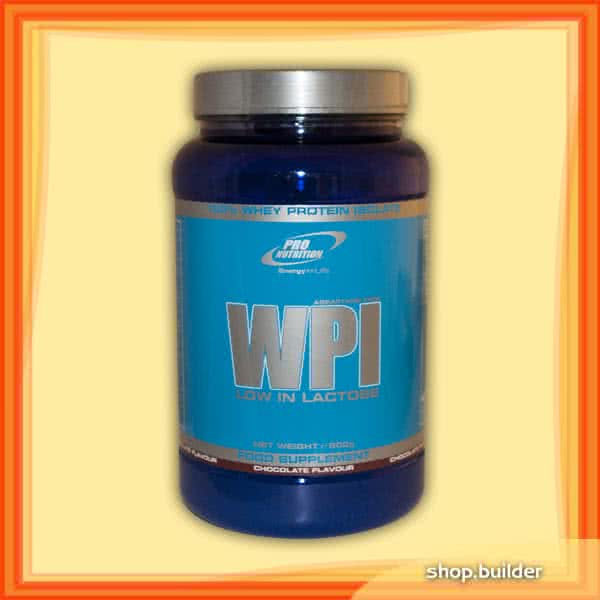 Pro Nutrition WPI - Whey Protein Isolate 0,9 kg