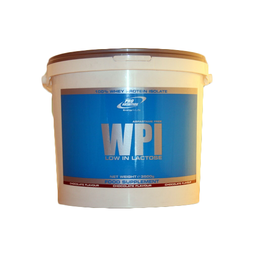 Pro Nutrition WPI - Whey Protein Isolate 3,5 kg
