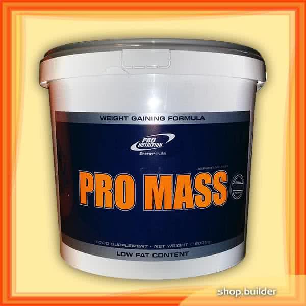 Pro Nutrition Pro Mass 6 kg