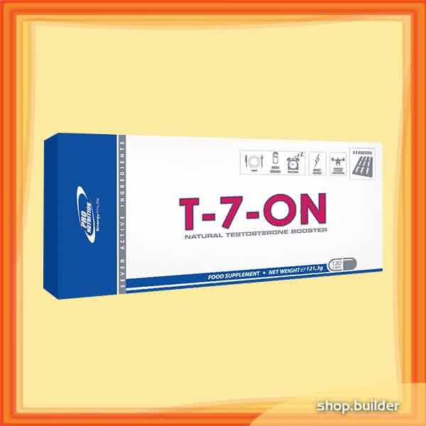 Pro Nutrition T-7-On 120 kap.