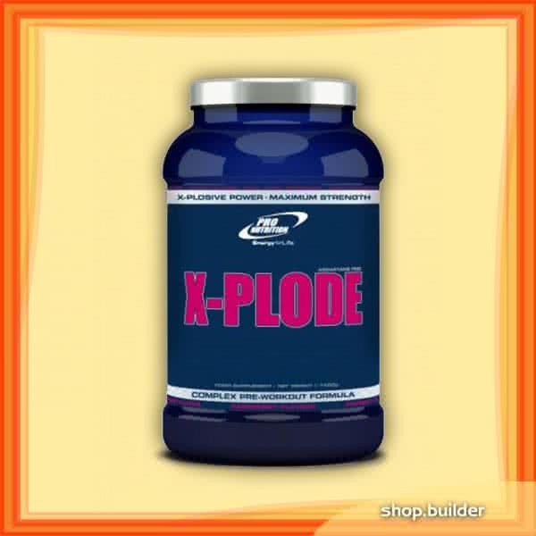 Pro Nutrition Xplode 1,4 kg