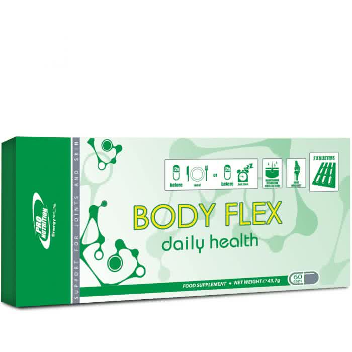 Pro Nutrition BodyFlex 60 kap.