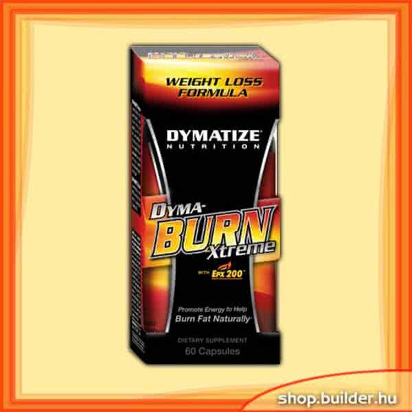 Dymatize Dyma-Burn Xtreme 60 kap.