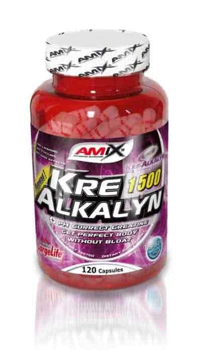 Amix Kre-Alkalyn 150 kap.