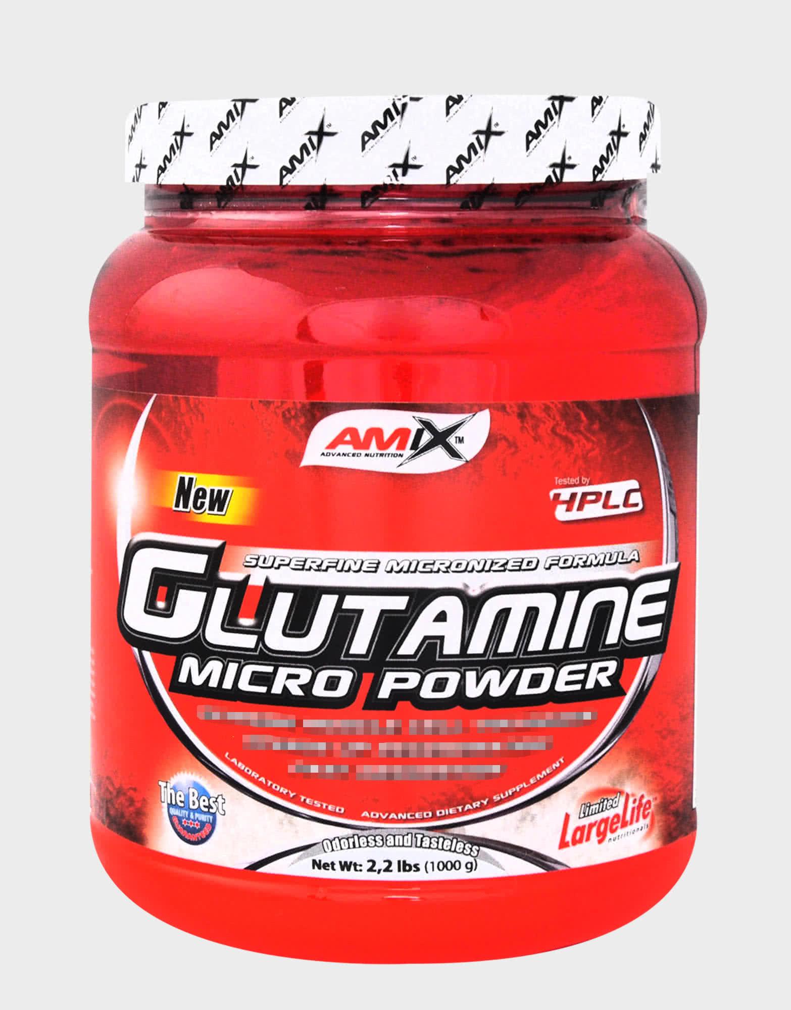 Amix L-Glutamine 1000 gr.