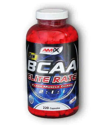 Amix BCAA Elite Rate 220 kap.