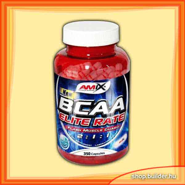 Amix BCAA Elite Rate 350 kap.