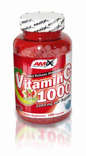 Amix Vitamin C-1000 100 kap.
