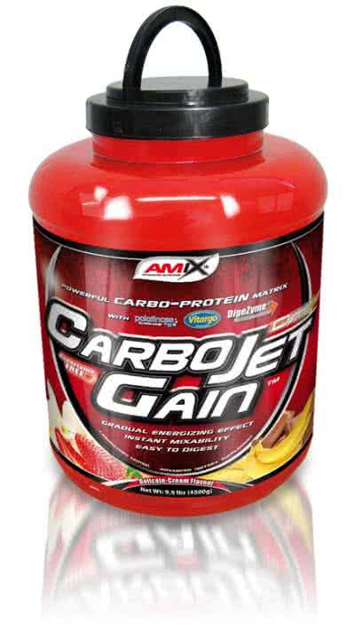 Amix CarboJet Gain 4 kg