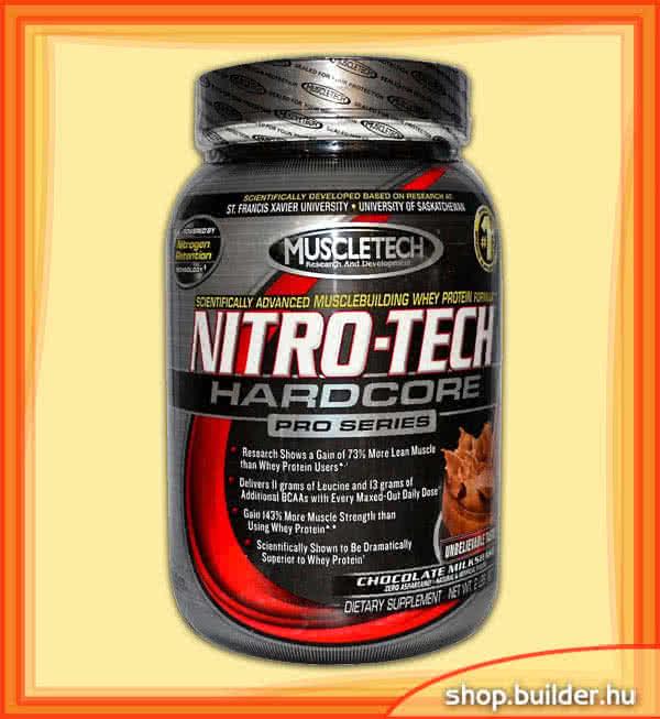 MuscleTech Nitro Tech Hardcore Pro Series 0,907 kg