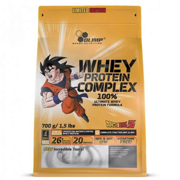 Olimp Sport Nutrition Whey Protein Complex 100% 0,7 kg