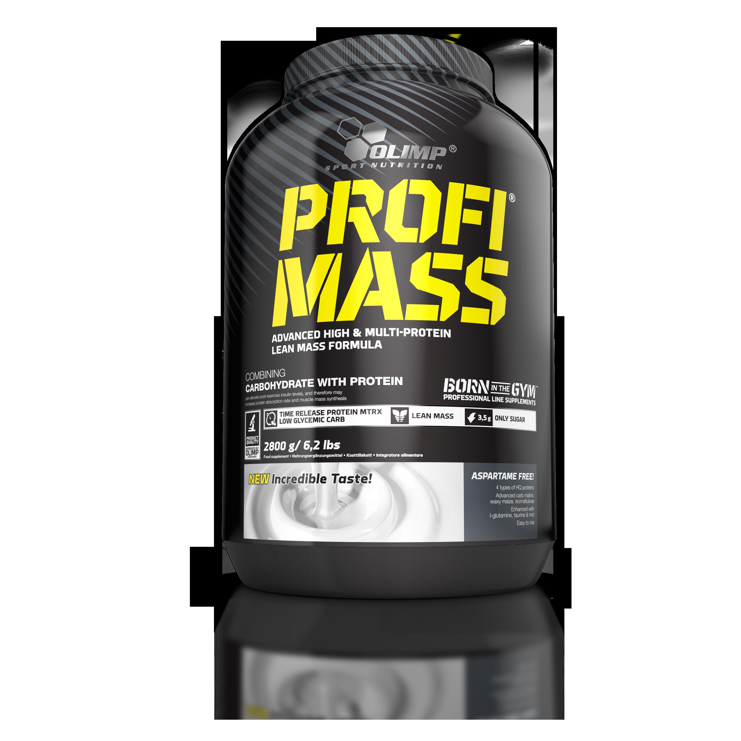 Olimp Sport Nutrition Profi Mass 2,8 kg