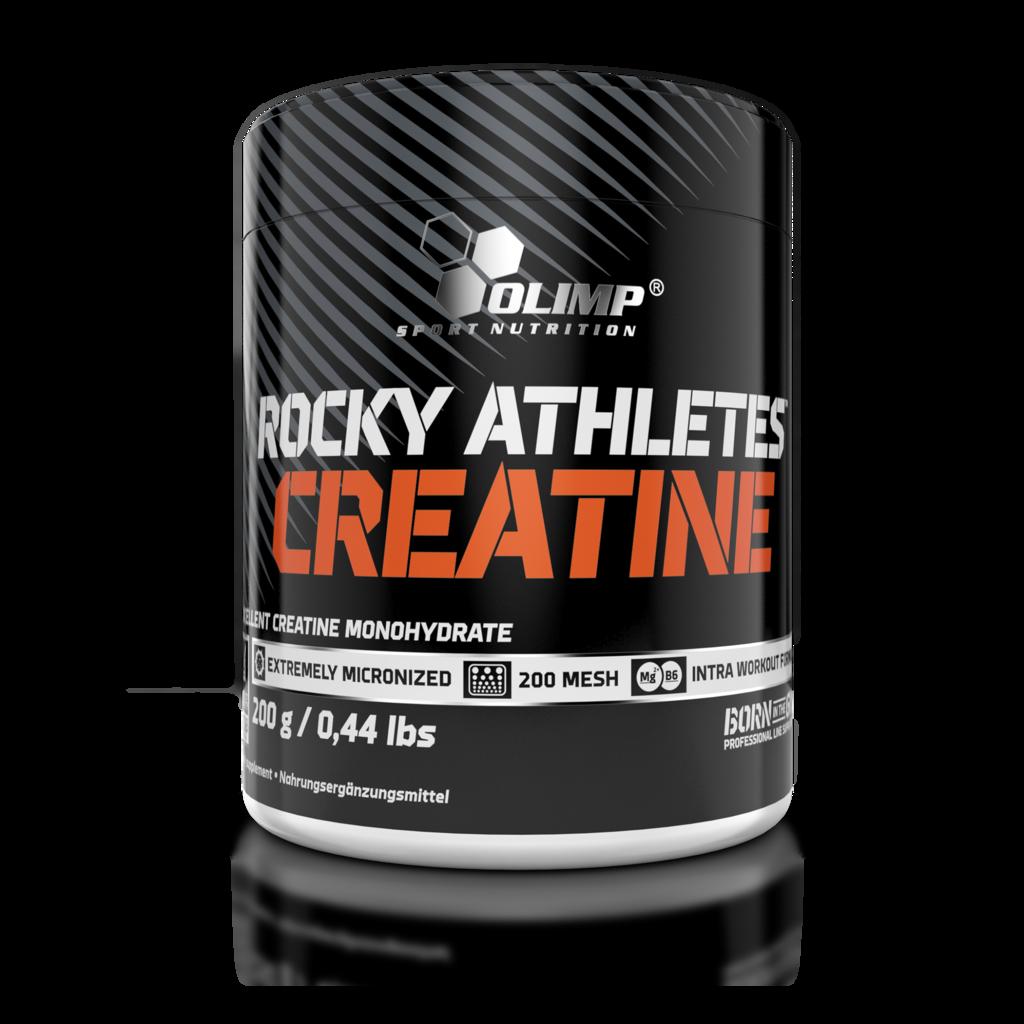Olimp Sport Nutrition Rocky Athletes Creatine 200 gr.