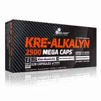 Olimp Sport Nutrition Kre-Alkalyn® 2500 Mega Caps (120 kap.)