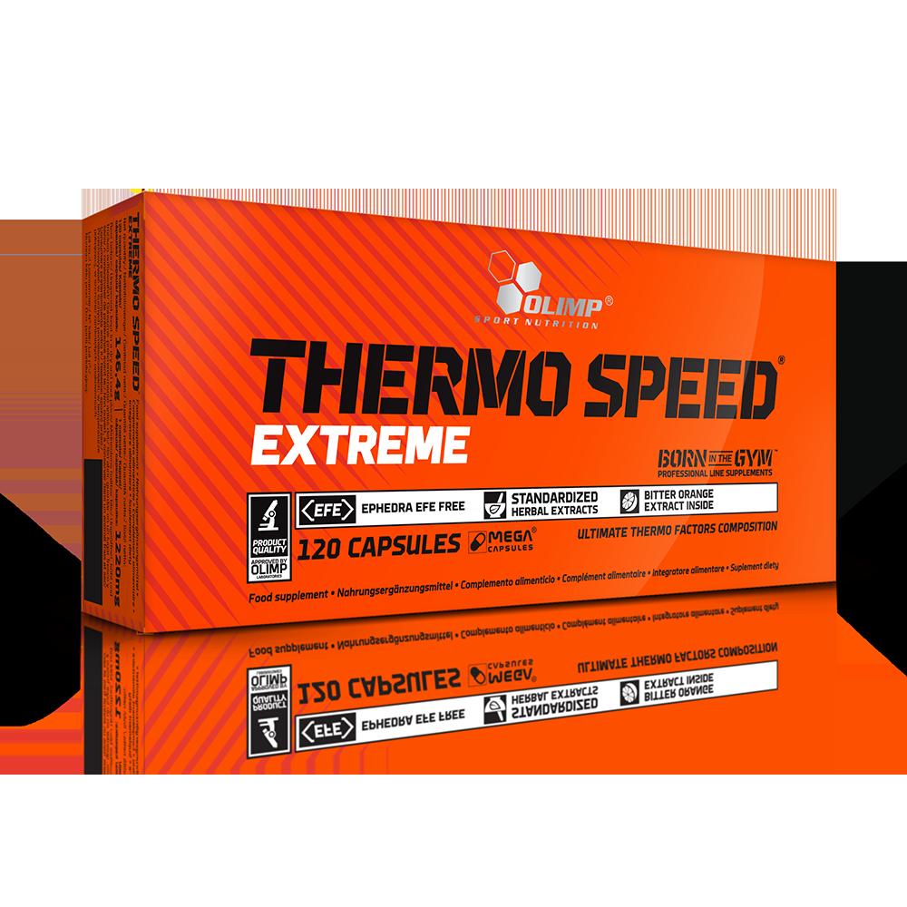 Olimp Sport Nutrition Thermo Speed Extreme 120 kap.